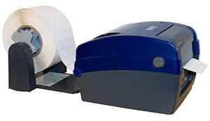 BBP11 打印机外部纸卷架